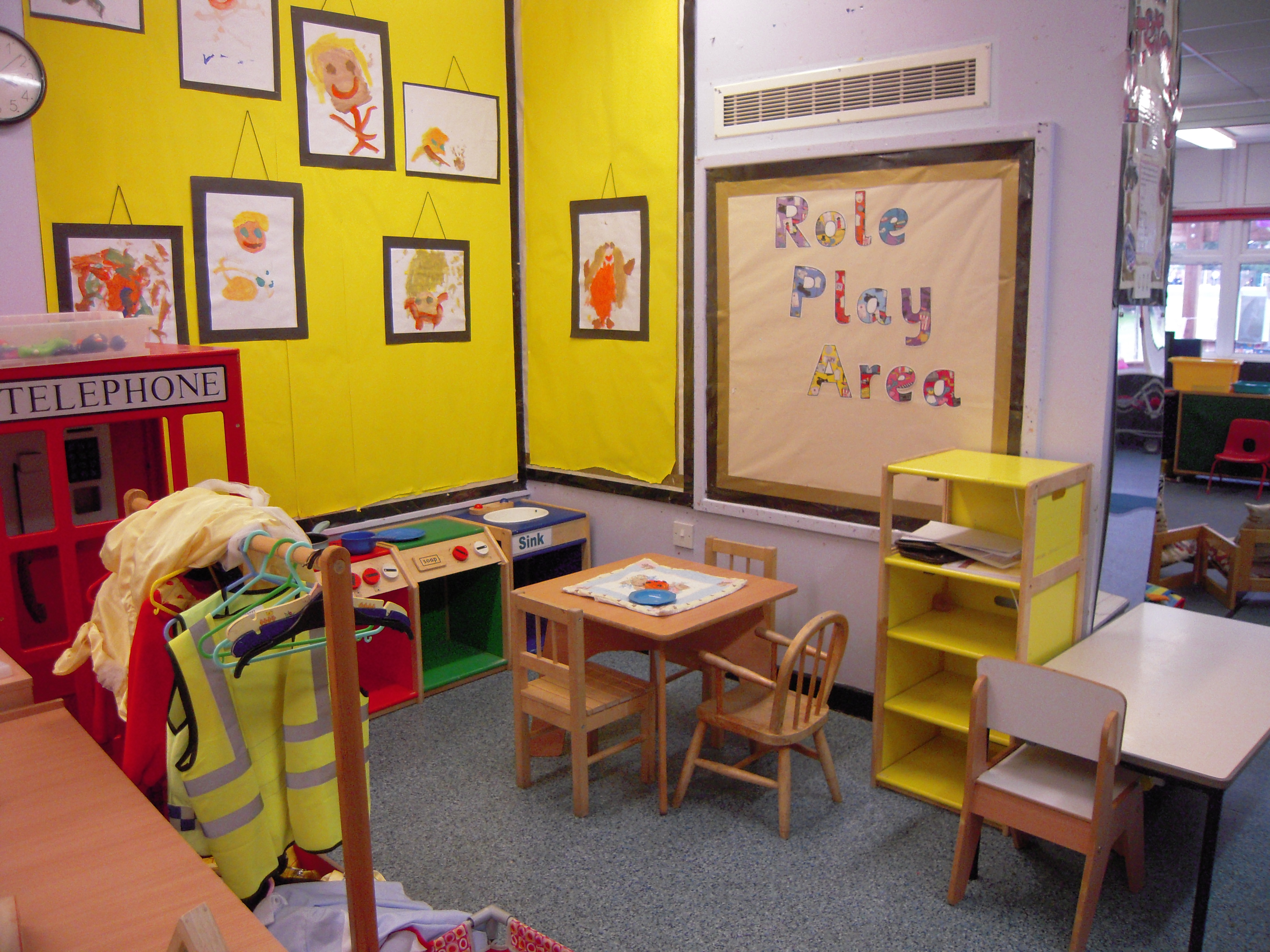 Role-Play Area