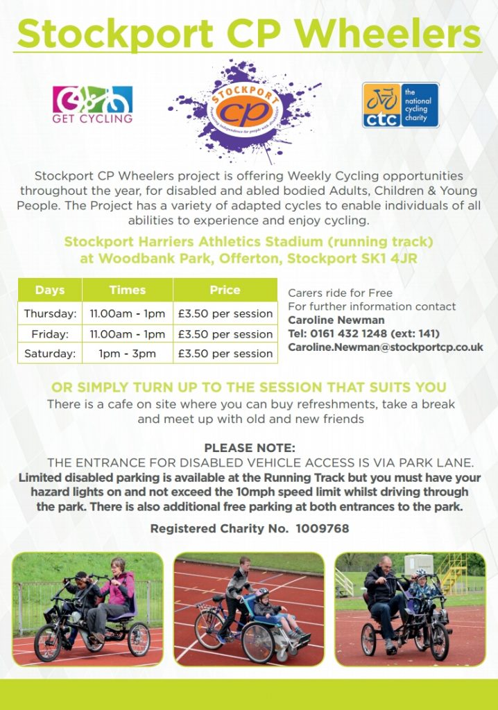 Stockport CP Wheelers Cycling