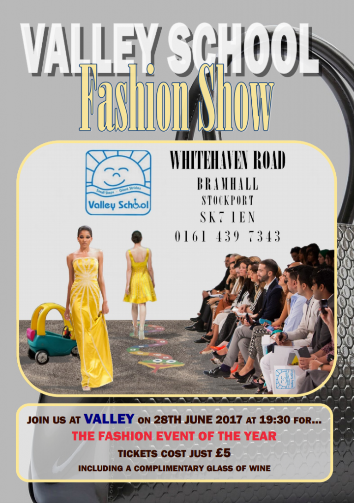 Valley School Fashion Show Bramhall